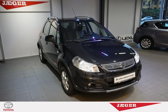 Suzuki SX4 SX 4 1,6 GLX 4x4  2011, 77900 km, kr 135000,-