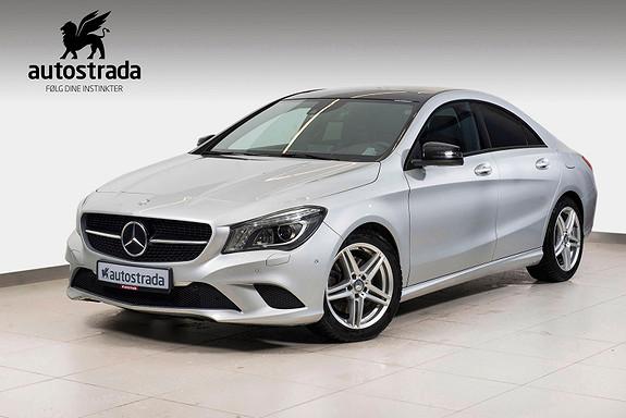 Mercedes-Benz CLA 250 4Matic/Distronic/Navi/Panorama  2014, 50000 km, kr 399000,-