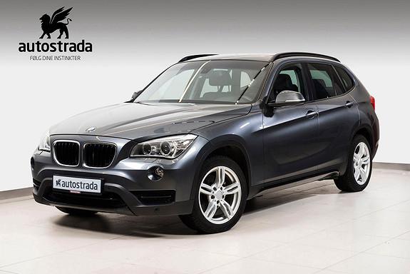 BMW X1 2.0da x-Drive 184hk  2014, 69200 km, kr 339000,-