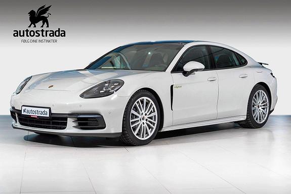 Porsche Panamera 4 E-hybrid  2018, 800 km, kr 1290000,-
