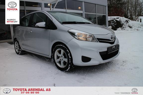 Toyota Yaris 1,33 Active  2014, 37600 km, kr 159000,-