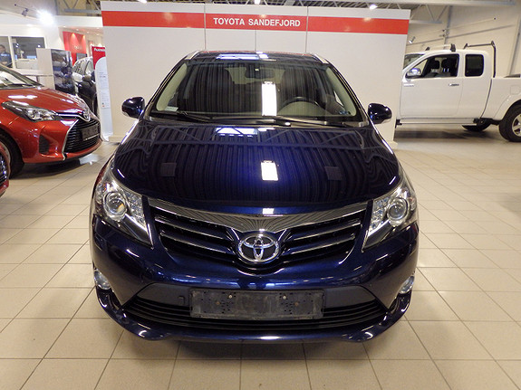 Toyota Avensis 2.0D-4D DPF Advance  2013, 94500 km, kr 189000,-