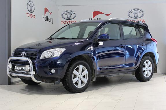 Toyota RAV4 2,2 D-4D 136hk Executive Skinn, Keyless, H.Feste, Defa  2006, 155200 km, kr 139000,-