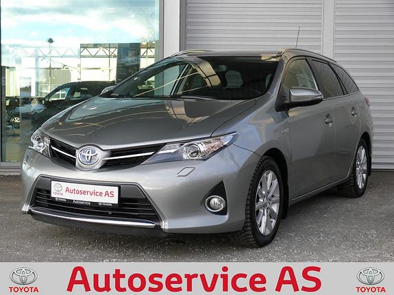 Toyota Auris Touring Sports 1,8 Hybrid Active+  2015, 22000 km, kr 239000,-