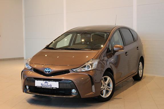 Toyota Prius 1,8 VVT-i Hybrid Executive  2015, 26900 km, kr 299000,-