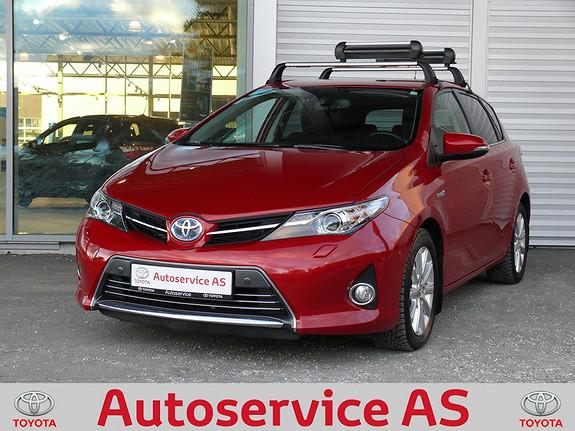 Toyota Auris 1,8 Hybrid E-CVT Executive  2014, 59000 km, kr 209000,-