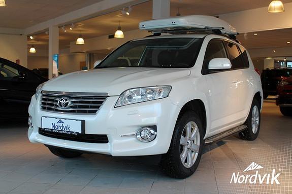 Toyota RAV4 2,2 D-4D Vanguard  2012, 41087 km, kr 265000,-