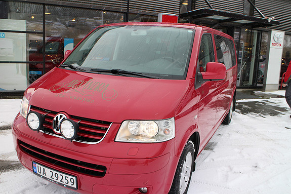 Volkswagen Multivan 4Motion, Higline, Lang 2,5 TDI  2009, 267000 km, kr 289000,-