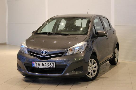 Toyota Yaris 1,33 Active Navikampanje  2012, 31892 km, kr 135000,-