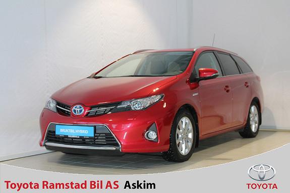 Toyota Auris Touring Sports 1,8 Hybrid Active+  2015, 43000 km, kr 229000,-