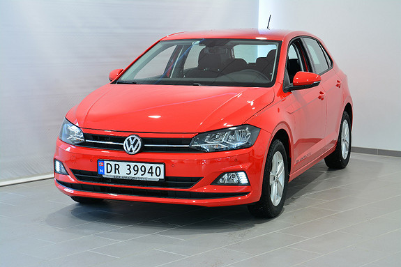 Volkswagen Polo 95 TSI BUS. INTRO  2018, 8 000 km
