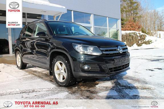 Volkswagen Tiguan 2,0 TDI 110hk  Trend & Fun BMT  2011, 100000 km, kr 169000,-
