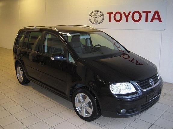 Volkswagen Touran 1,9 TDi Highline m/Xenon  2005, 113389 km, kr 75000,-