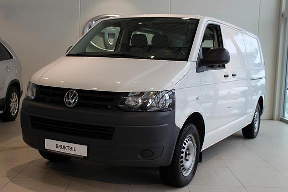 Volkswagen Transporter 2.0 115HK Lang  2013, 121711 km, kr 143000,-