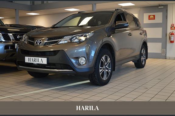 Toyota RAV4 2,2 D-4D 4WD Active Style  2014, 62500 km, kr 329000,-
