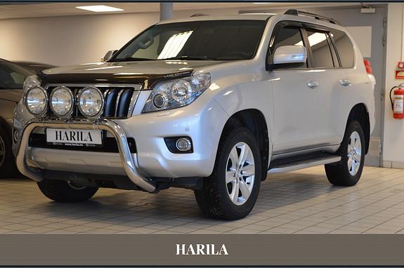 Toyota Land Cruiser 2,8 D-4D VX aut 5-s vare  2010, 82682 km, kr 389000,-