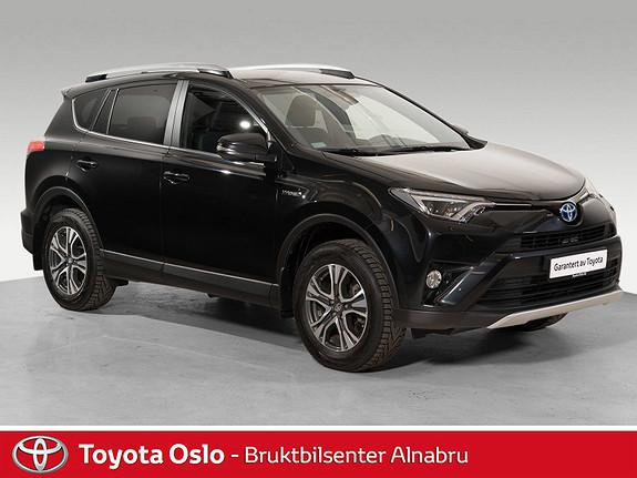 Toyota RAV4 Hybrid AWD Active Style DAB+, SAFETY SENSE,  2017, 23931 km, kr 449900,-