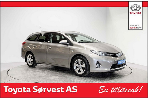 Toyota Auris Touring Sports 1,8 Hybrid Active+  2015, 31 472 km, kr 235 000,-