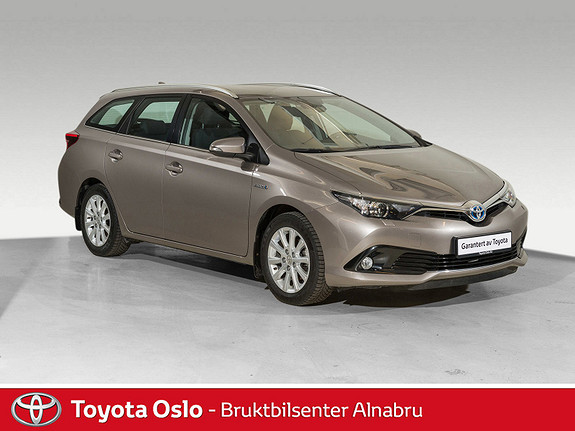 Toyota Auris Touring Sports 1,8 Hybrid Active S DAB+  2016, 46 364 km, kr 244 900,-