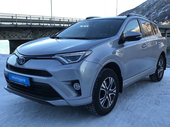 Toyota RAV4 Hybrid AWD Active Style  2016, 24099 km, kr 439000,-