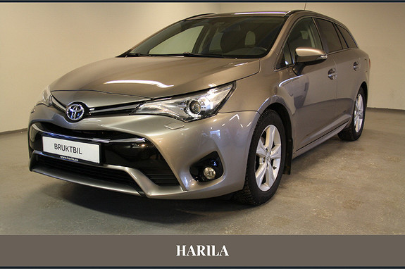 Toyota Avensis Touring Sports 1,6 D-4D Active  2015, 54 405 km, kr 269 000,-