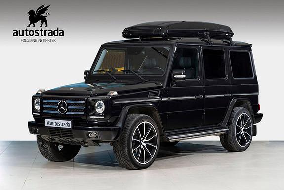 Mercedes-Benz Geländewagen 3.0  G 350 cdi personbil