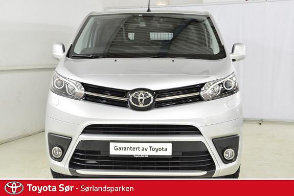 Toyota Proace 1,6 D 116 Comfort L1H1  2017, 13500 km, kr 259000,-
