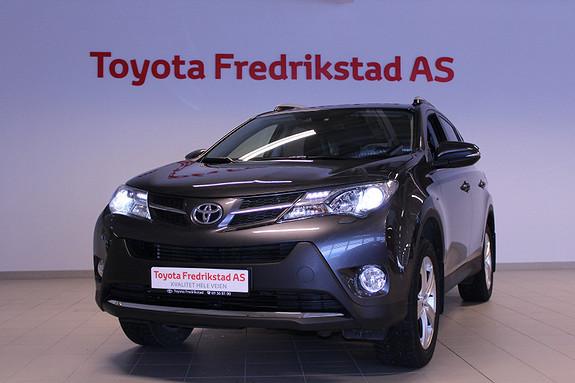 Toyota RAV4 2,0 4WD Multidrive S Executive  2013, 52100 km, kr 309000,-