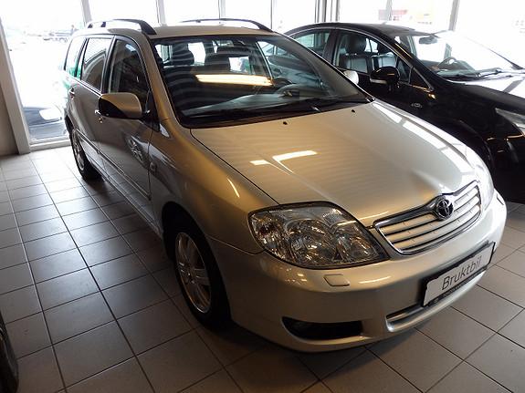 Toyota Corolla 1.4D-4D SOL  2007, 242000 km, kr 39000,-