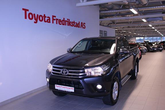 Toyota HiLux D-4D 150hk X-Cab 4WD SR 1T  2016, 36370 km, kr 339000,-