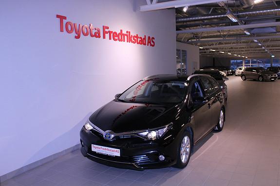 Toyota Auris Touring Sports 1,8 Hybrid Active  2016, 45199 km, kr 229000,-