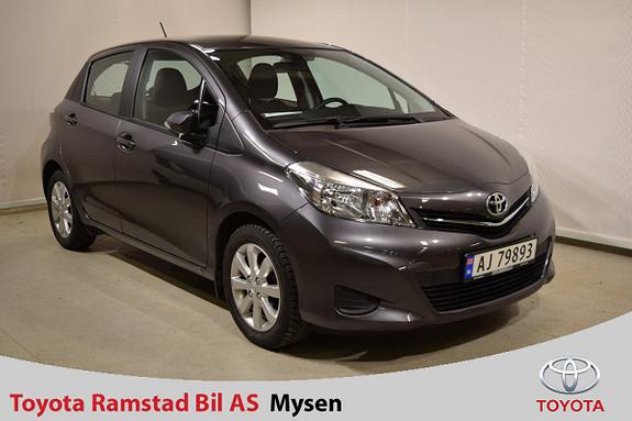 Toyota Yaris 1,0 Active  2014, 28900 km, kr 137000,-