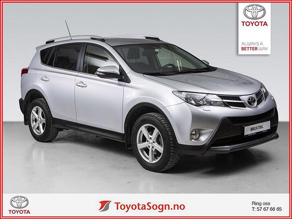 Toyota RAV4 2,0 D-4D 4WD Active Style HENGERFESTE  2015, 82900 km, kr 299000,-