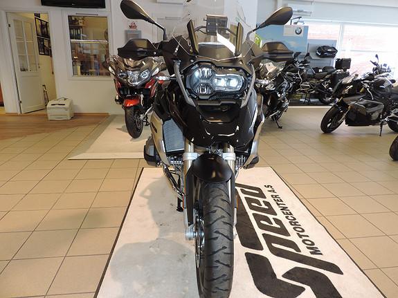 Bilbilde: BMW R1200 GS