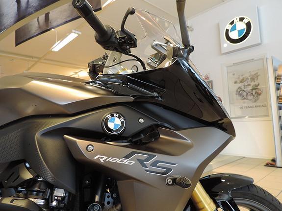 Bilbilde: BMW R1200 RS