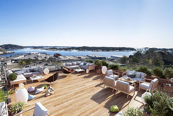 Amalienborg Aveny trinn 2 - 34 sjønære husbankfinansierte leiligheter - innflytningsklare nå.
