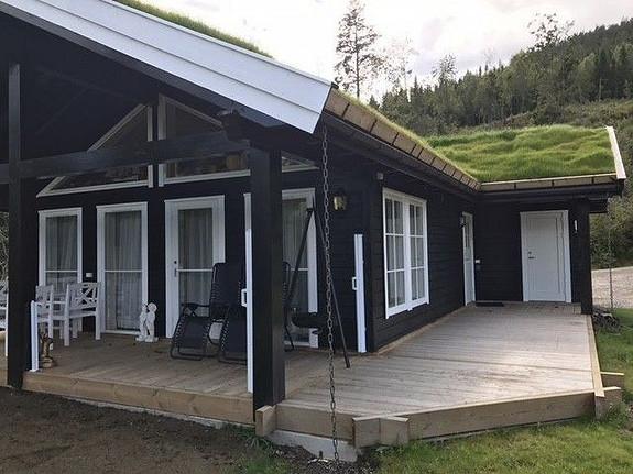 Hytte på selveiertomt på Tollefsrudsetra, kort vei fra Oslo