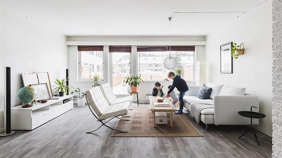 Rekkehus - Flatåsen - 3 490 000,- Olden & Partners