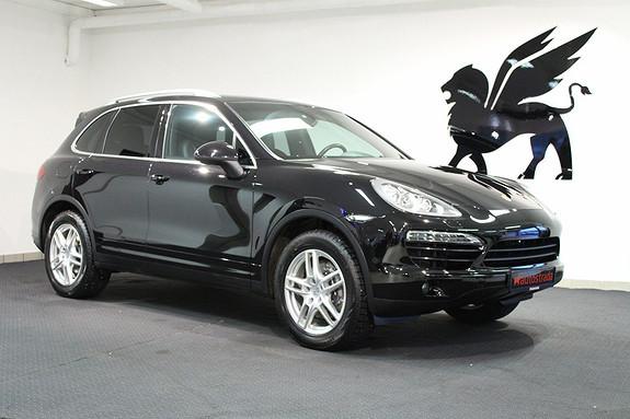 Porsche Cayenne 3.0  Luke Varmer 14V Navi Utv. skinn. PCM Xenon