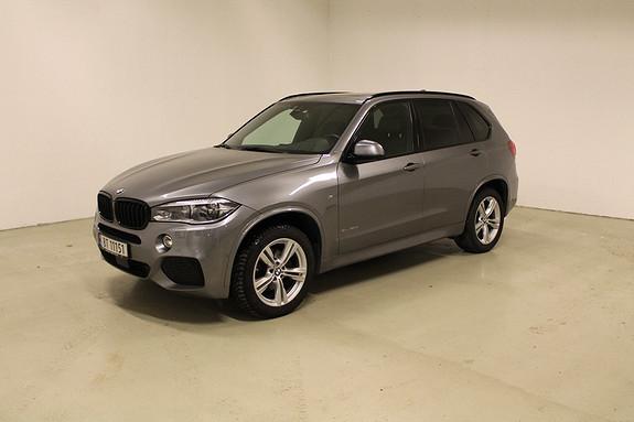BMW X5 xDrive30d **NORSK BIL//NYBILGARANTI**VELHOLDT**3.0 258H  2015, 56000 km, kr 769000,-