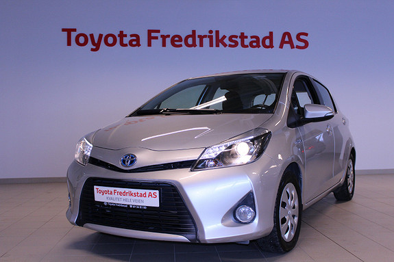 Toyota Yaris 1,5 Hybrid Active  2013, 67200 km, kr 149000,-