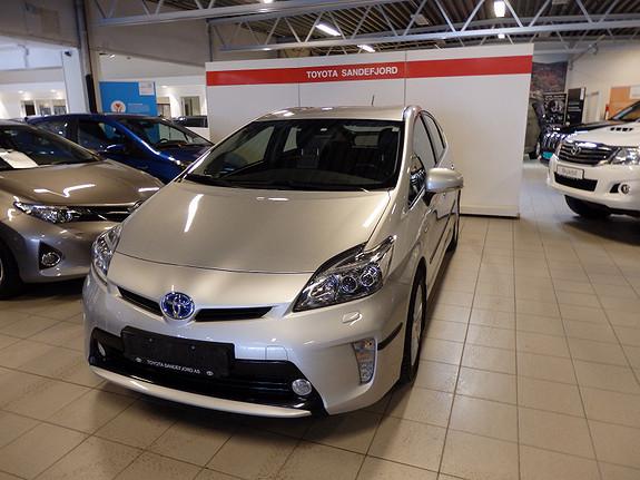 Toyota Prius 1,8 HSD Executive  2012, 74500 km, kr 179000,-