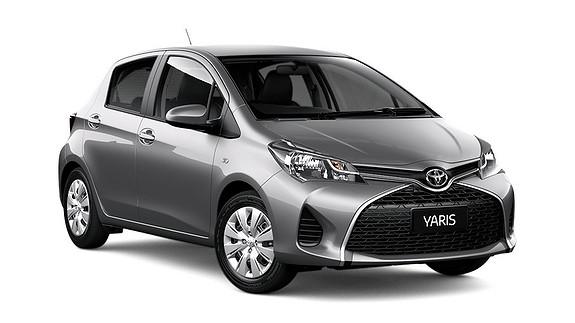 Toyota Yaris Aktiv S  2016, 46400 km, kr 209000,-