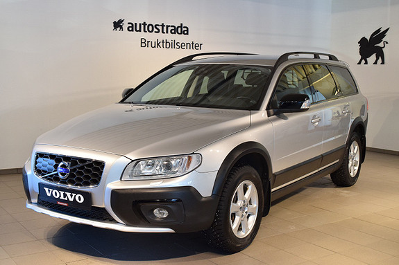 Volvo XC 70 D4 2,4D 163hk Dynamic Edition AWD Topp utstyrt!