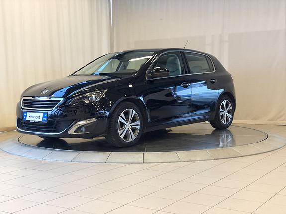 Peugeot 308 1,6 e-HDI 115hk Allure Skinn.Panorama.Navigasjon  2014, 36700 km, kr 178000,-