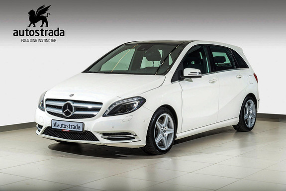 Mercedes-Benz B-Klasse 220CDI 4Matic Avantgarde Sport SE UTSTYR!!