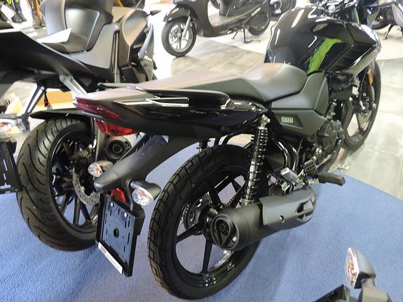 Bilbilde: Yamaha YS125