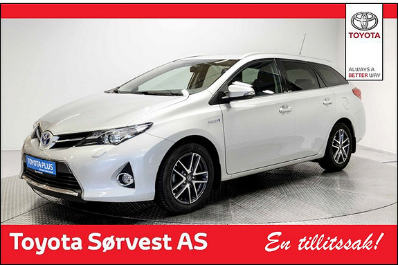 Toyota Auris Touring Sports 1,8 Hybrid Active+  2015, 39990 km, kr 219000,-