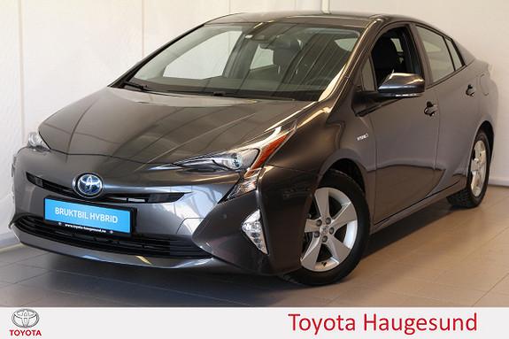 Toyota Prius 1,8 VVT-i Hybrid Executive Navi, kamera, DAB+, Tectyl  2017, 4999 km, kr 310000,-