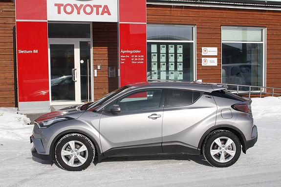 Toyota C-HR 1,8 WT-i Hybrid Supreme Tech  2017, 19037 km, kr 349000,-